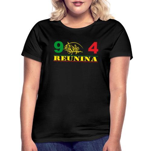 974 ker kreol ikon rasta 01 - T-shirt Femme