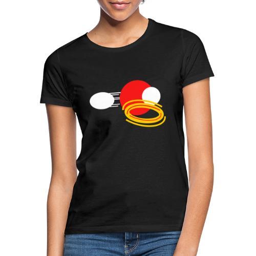 Crimson Power - Women's T-Shirt