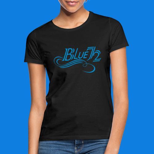 Logo BLUE72 - Frauen T-Shirt