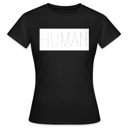 Human Collection 1.0 - T-shirt dam