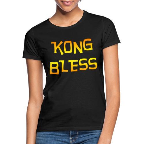 KONG BLESS - Women's T-Shirt
