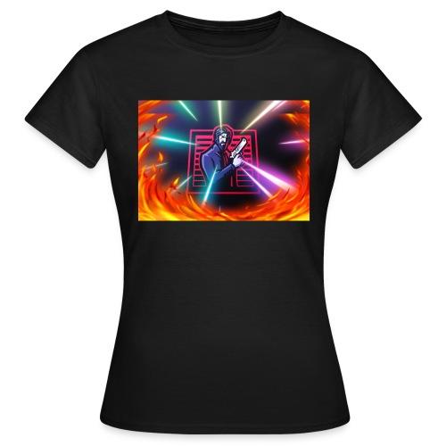 66327939 D4D7 40CB 9A30 9C4CC0B04CE9 - T-skjorte for kvinner