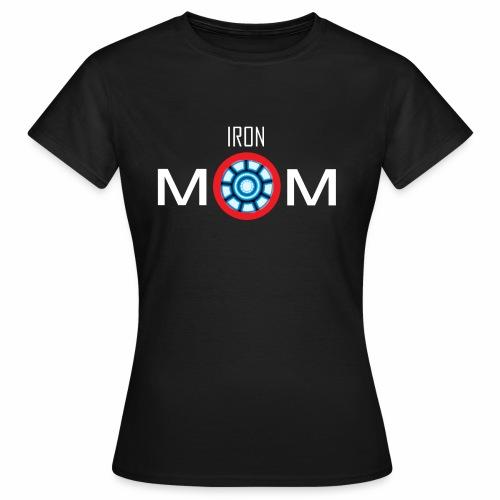 Iron mom - Women's T-Shirt