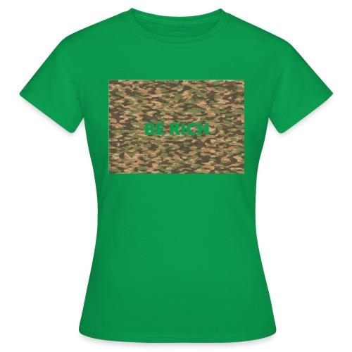 ARMY TINT - Vrouwen T-shirt