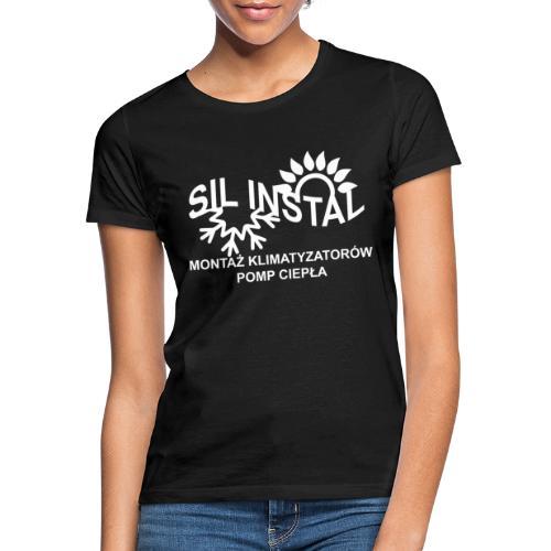 sil instal - Koszulka damska