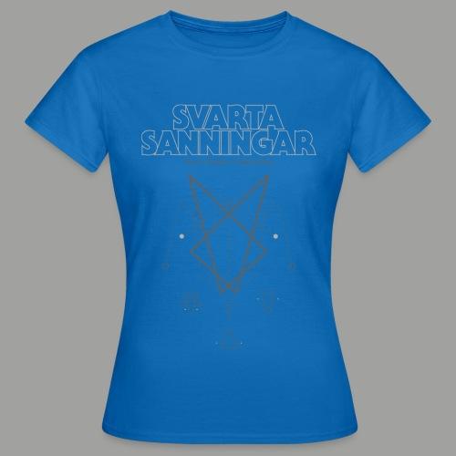 Kapitel 1 Symbols grey - T-shirt dam