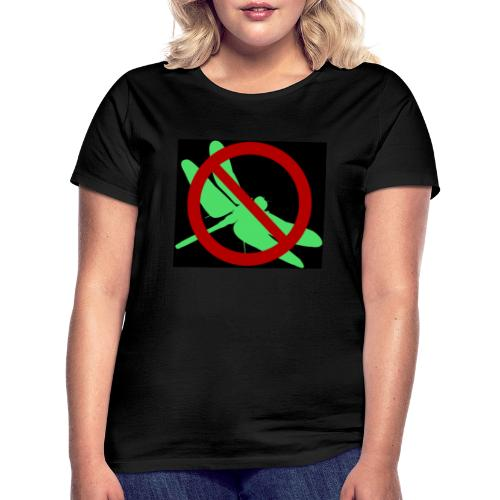 Dragonfly Lockdown - Women's T-Shirt