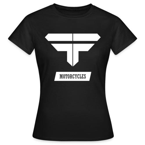 vorne - Frauen T-Shirt