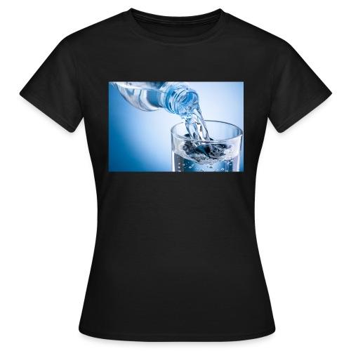vand - Dame-T-shirt