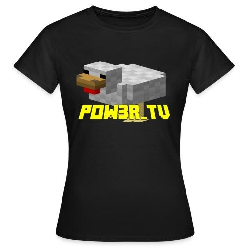 POW3R-IMMAGINE - Maglietta da donna