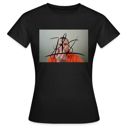 JiggyToby$woopFuck - T-skjorte for kvinner