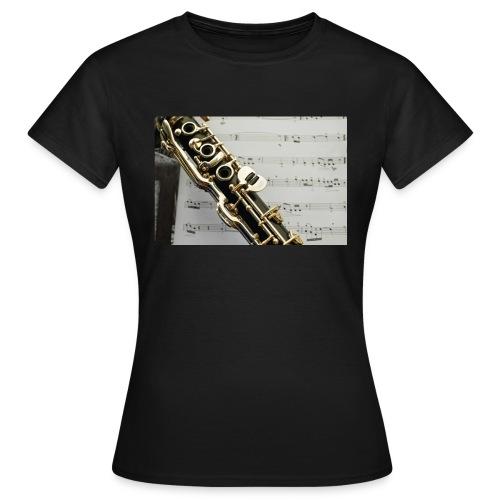 Music - Frauen T-Shirt