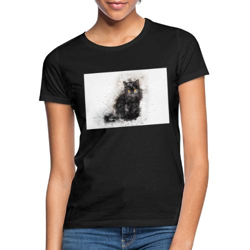 Katze stevanka - Frauen T-Shirt