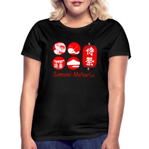 Samurai Matsuri Festival - Frauen T-Shirt