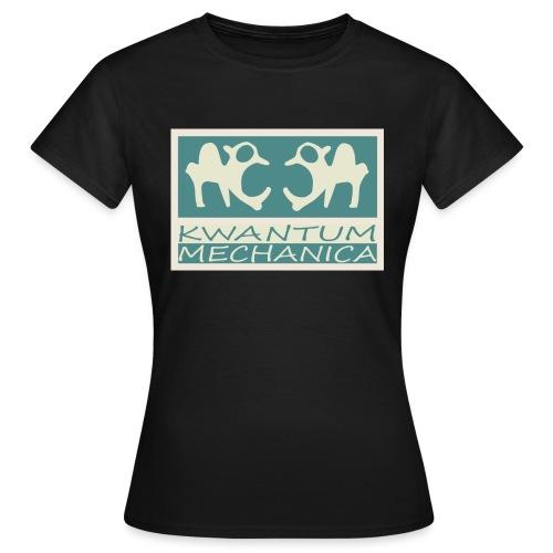 Kwantum logo 2 - Vrouwen T-shirt