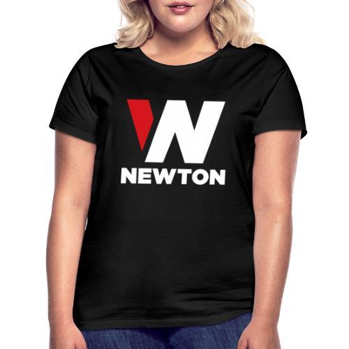 Newtonvaatteet - Naisten t-paita