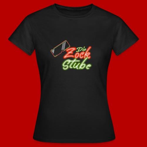 logo quadratisch - Frauen T-Shirt