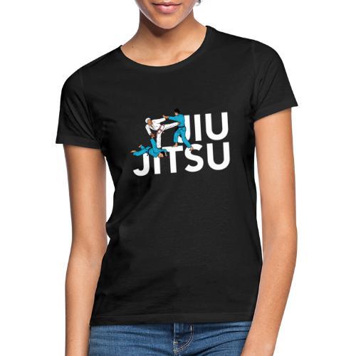 tshirt jiu jitsu - Vrouwen T-shirt