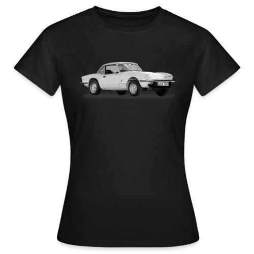 spitfire car - Camiseta mujer