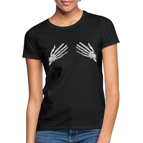 Trupie łapy klatka piersiowa - Dla Kobiet - Koszulka damska