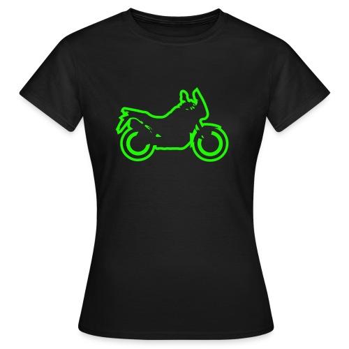 at symbolik gru n - Frauen T-Shirt