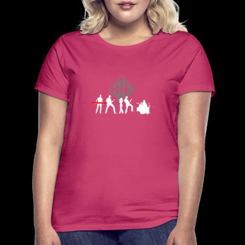 3D 2020 - T-shirt Femme