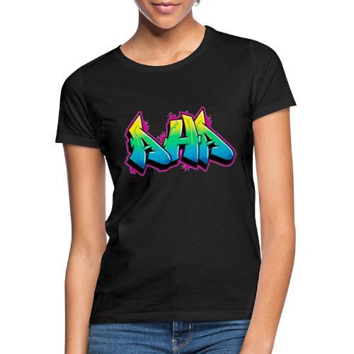 Aha - Frauen T-Shirt