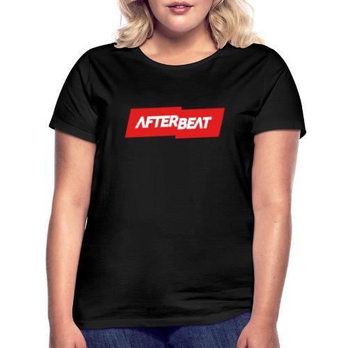 Afterbeat LOGO Merchandise - Women's T-Shirt