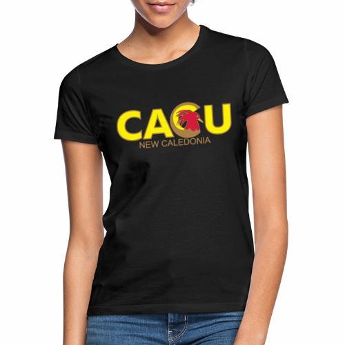Cagu New Caldeonia - T-shirt Femme