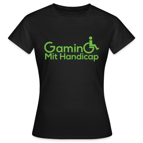GamingMitHandicap - Frauen T-Shirt