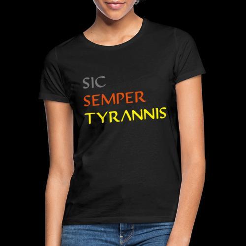 sicsemper - Frauen T-Shirt
