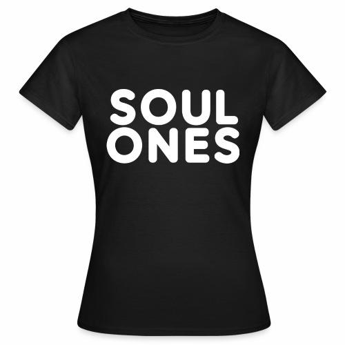 Soulones logo2 - Naisten t-paita