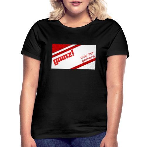 Gainz - Dame-T-shirt