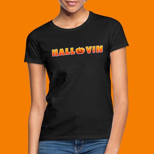 Hallovin - T-shirt dam