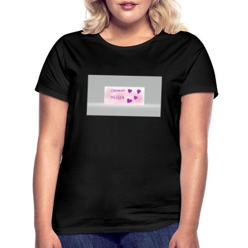name merch - Vrouwen T-shirt