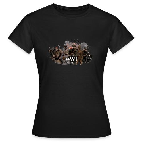 WW1 Game Series - Vrouwen T-shirt