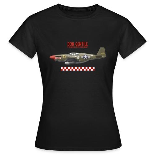 P-51 Mustang Shangri-La - Women's T-Shirt