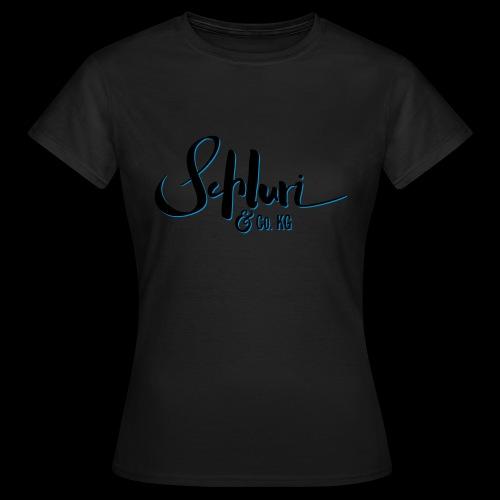 Schluri - Frauen T-Shirt
