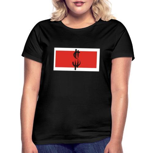 Money in Red - Frauen T-Shirt