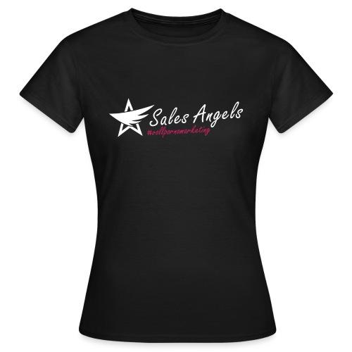 SALESANGELS Hashtag - Frauen T-Shirt