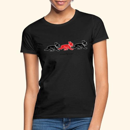 frenchies BR - T-shirt Femme