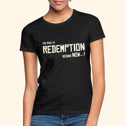 Wild West Game Text Design - Women's T-Shirt
