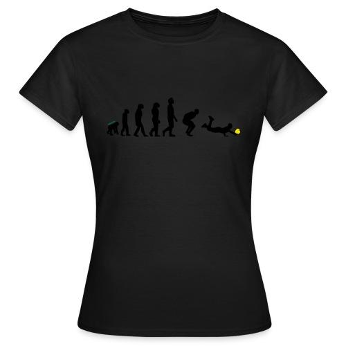 Evolution Defense - Maglietta da donna