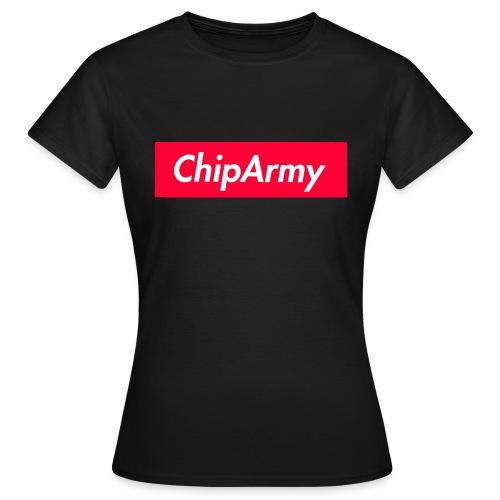 Chip Army - Women's T-Shirt