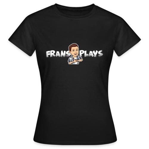 FransPlays Merch - Vrouwen T-shirt