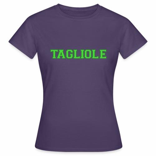 Tagliole Verde Pra di Muccio - Maglietta da donna