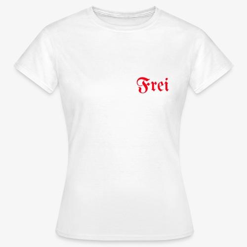 Elsass Frei - T-shirt Femme