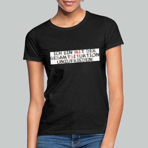 situation - Frauen T-Shirt