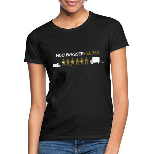 HOCHWASSERHELDEN - Frauen T-Shirt