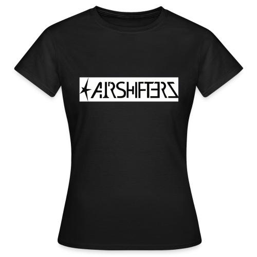 Airshifterz Black - Frauen T-Shirt